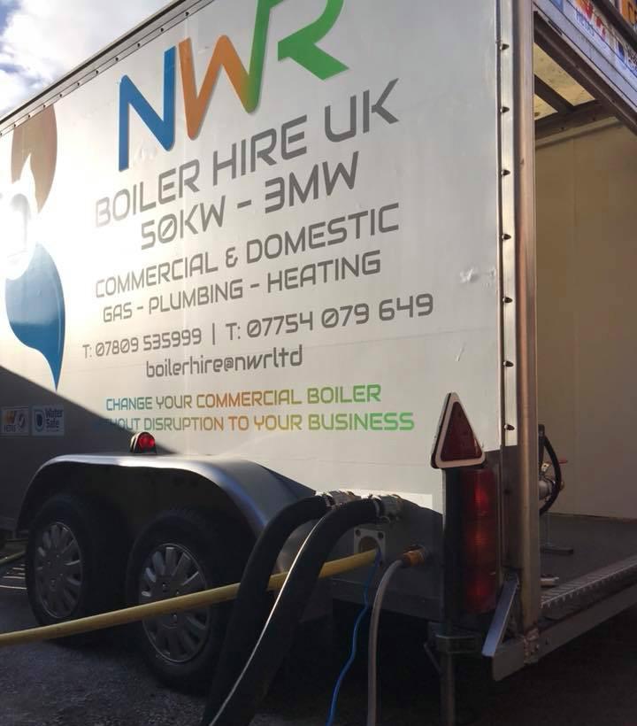 Temporary Boiler Hire UK - North West Renewables